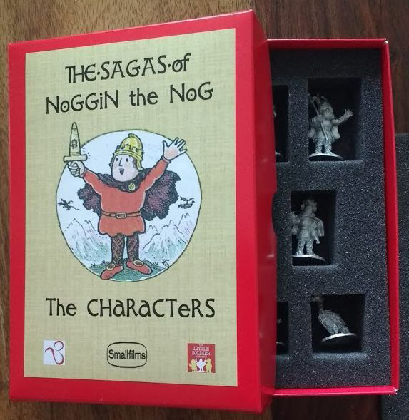 The Sagas of Noggin the Nog