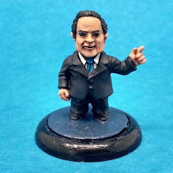 David Cameron Caricature Politico