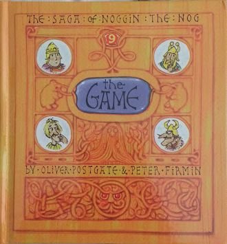Noggin the Nogg game