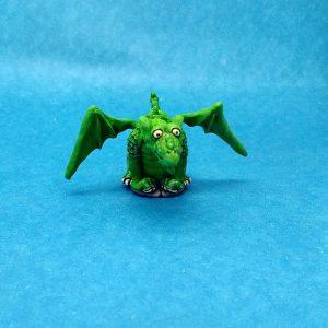 Groliffe, the Ice Dragon