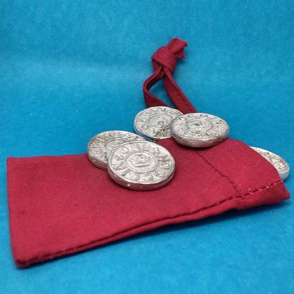 Noggin's Coins
