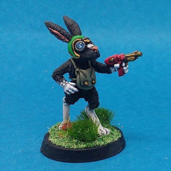 Armed Rabbit : Alice in Geründerland