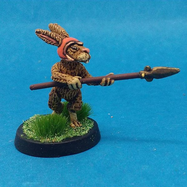 Peekaral the spear