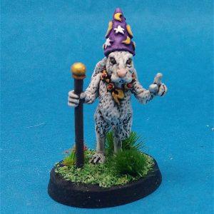 Arinal the Keeper of Magic