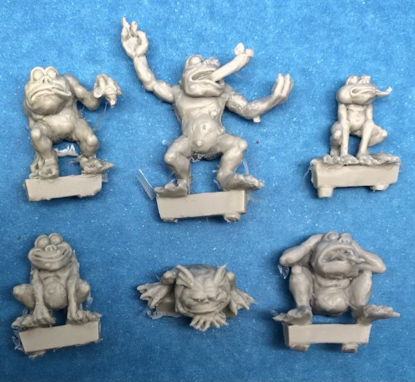 little frog miniatures